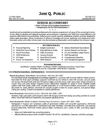 Resume for zoologist